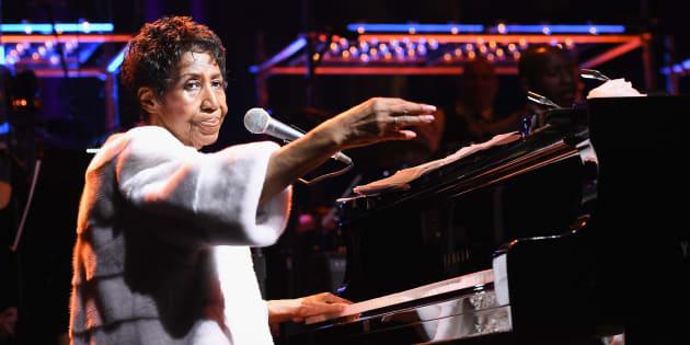 Mort d'Aretha Franklin: Son ami Elton John lui rend hommage
