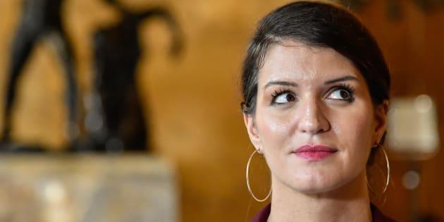 """Marlène Schiappa va jouer dans """"les Monologues du vagin"""" avec Roselyne Bachelot et Myriam El Khomri."""