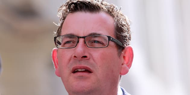 Daniel Andrews has vowed to fix the state's political expenses system.
