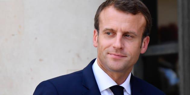Pourquoi Macron (ici à Paris en juin 2018) était le grand absent des commémorations du centenaire de la bataille d'Amiens