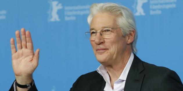 O ator americano e ativista pelos direitos humanos foi a Berlim conversar com a chanceler Ângela Merkel e divulgar o seu último filme 'The Dinner', em competição na Berlinale.