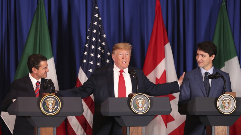 U.S.-Mexico-Canada Agreement trade pact delayed one month to July 1 1