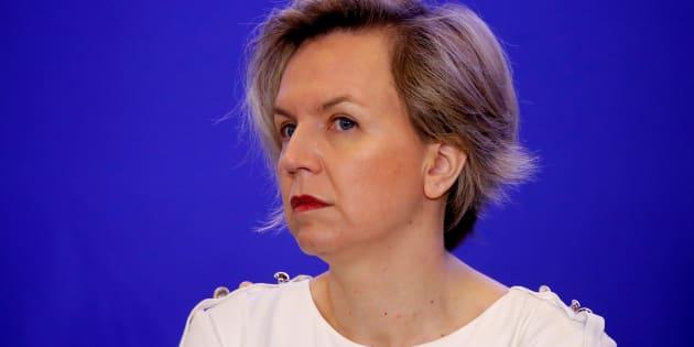 Après ses critiques sur Wauquiez, Virginie Calmels (ici le 18 avril), n°2 de LR, virée du parti