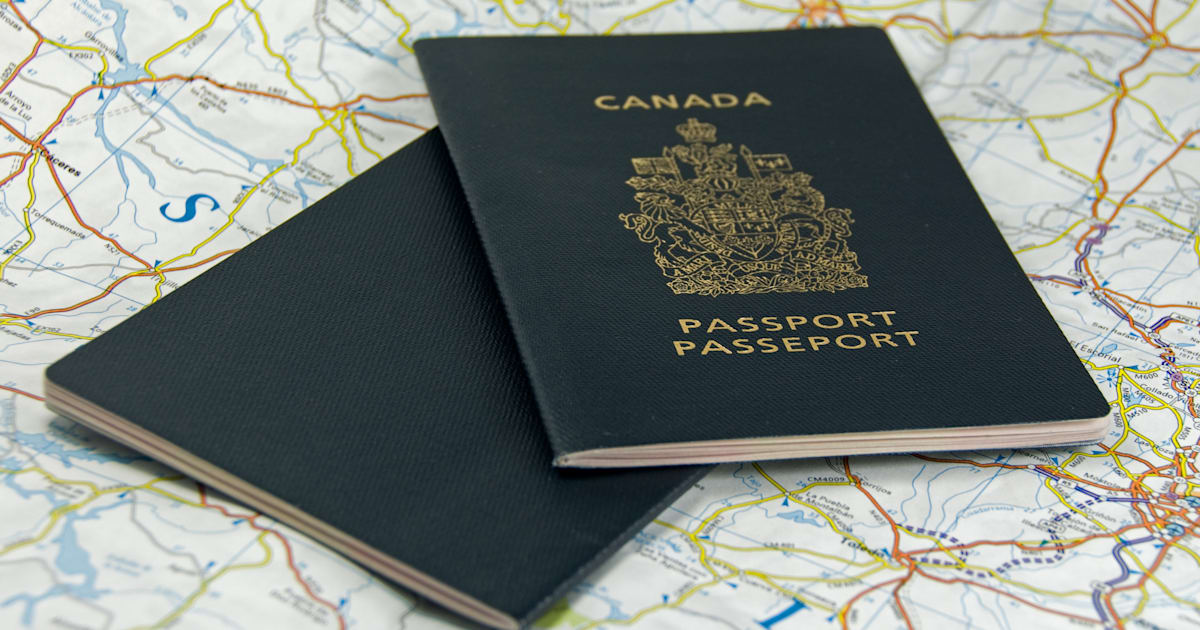 how to cancel canadian passport