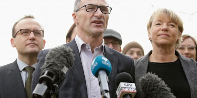 Richard Di Natale says the Greens deal on the 15 per cent backpacker tax will introduce certainty