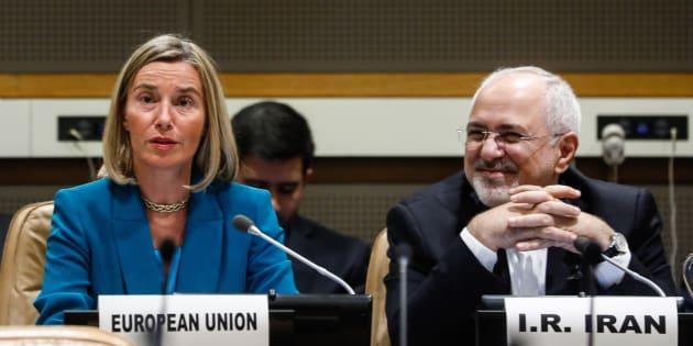 L'Europa aggira le sanzioni di Trump sull'Iran