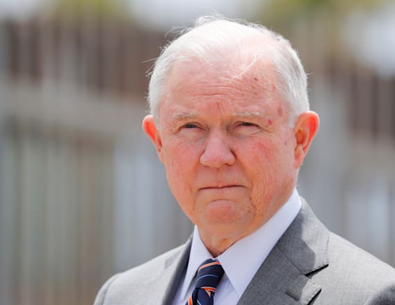 Sessions subjected to charges from his own church