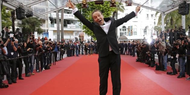 Festival de Cannes 2018: Roberto Benigni était (très) très en forme sur le tapis rouge