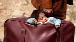 Questo bimbo nella valigia è il tragico simbolo dei migliaia di siriani in fuga dalle