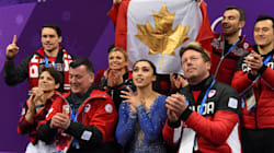 Canada Wins Gold In Figure Skating Team