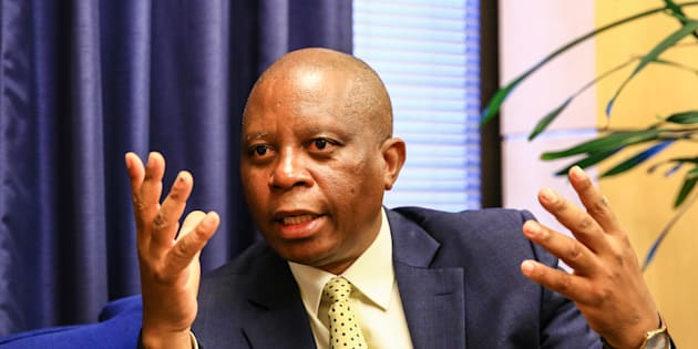 Herman Mashaba fires Rabelani Dagada as finance MMC