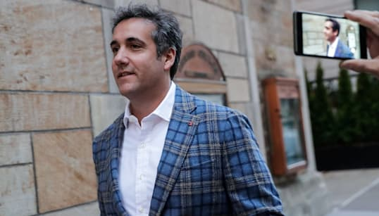 Michael Cohen Is Not Seeking Pardon From Trump, Lawyer