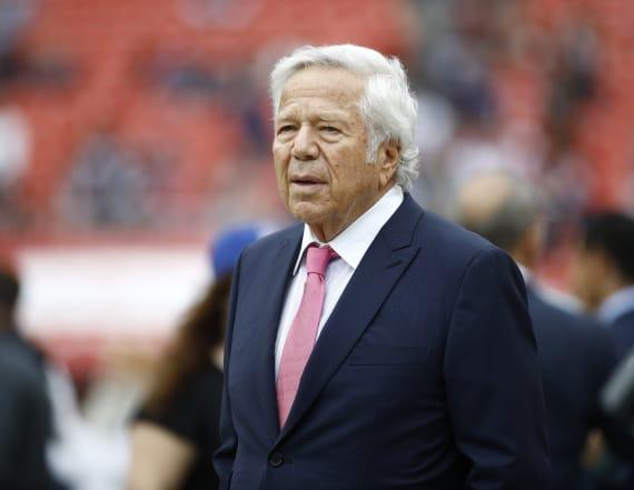 Robert Kraft decimated NFL's personal conduct probe