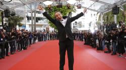 Roberto Benigni était (très) très en forme sur le tapis rouge de