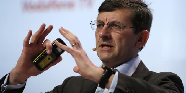 Vodafone: ad Vittorio Colao lascia dal primo ottobre, arriva Read