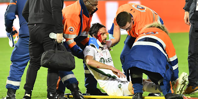 ASSE : Les terribles images de la blessure de Neven Subotic
