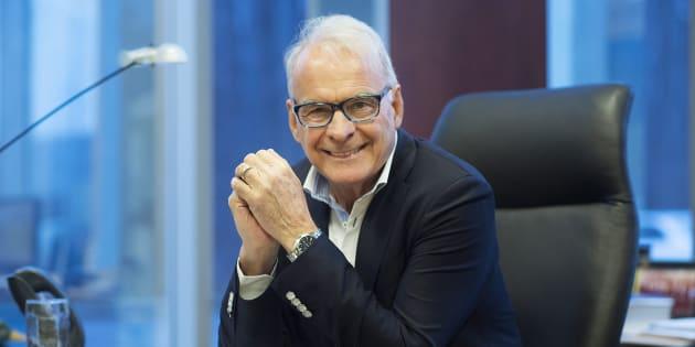 Alain Bouchard, Fondateur et président exécutif du conseil d'Alimentations Couche-Tard.