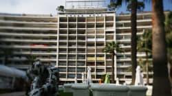 La propriétaire du Grand Hôtel de Cannes enlevée a réussi à
