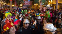 Un disfraz de 'Titanic' visto en el Carnaval de Tenerife conquista las