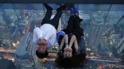 On vous déconseille la terrasse d'observation de la plus haute tour de Bangkok si vous avez le