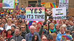 Marriage Equality Is Bridging The Political Divide And Uniting People From Both