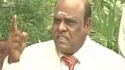 Justice CS Karnan Says He Will Not Undergo Medical Examination As Ordered By The