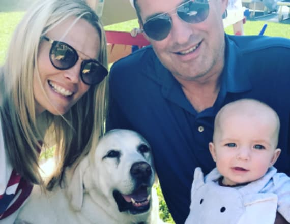 Molly Sims 'beyond devastated' about dog's death