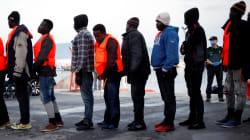 España, cerca de superar a Italia como destino más común de los migrantes para alcanzar la