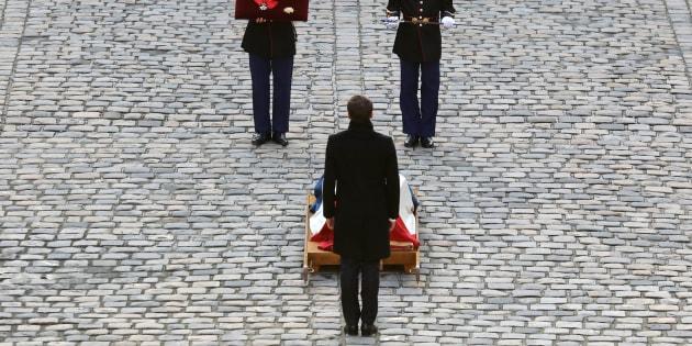 Arnaud Beltrame: obsèques nationales ou hommage national? Ce qui les différencie, qui y a eu droit.