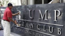 Trump's Name Stripped Off Panama Hotel After Ugly Fight Over 'Tarnished