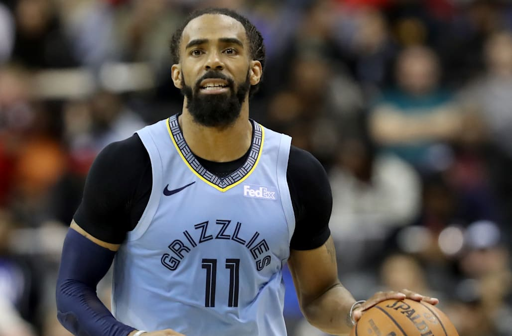 the best attitude 9f2ae 5b104 Reports: Grizzlies trade Mike Conley Jr to Jazz for package ...