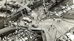 Australia Remembers The Granville Train Disaster, 40 Years