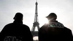 Huit hommes mis en examen après le coup de filet anti-terroriste en France et en