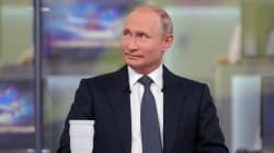 Putin si gode il nuovo