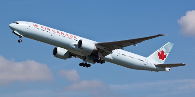 The Air Canada flight was carrying 135 passengers and five crew members when the near miss occurred.