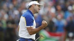 L'Europe remporte la Ryder Cup face aux États-Unis, avant même la fin de tous les