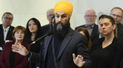 Jagmeet Singh: Presumption Of Innocence Is 'Strictly' For
