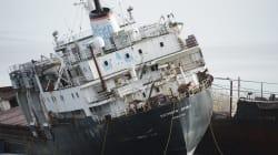 Cargo abandonné: le Kathryn Spirit sera démantelé d'ici septembre
