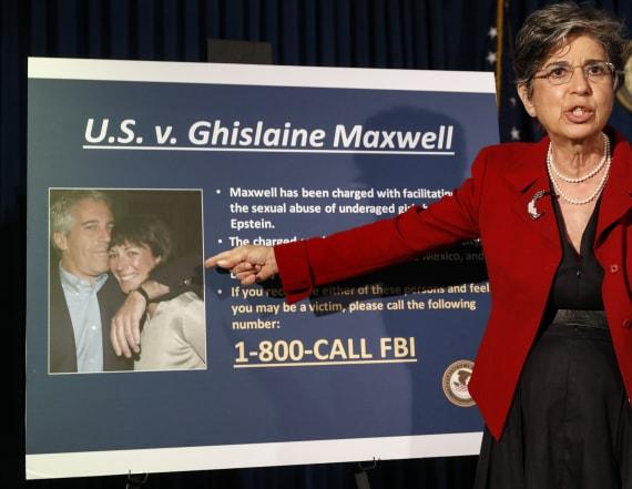 Ghislaine Maxwell denies charges