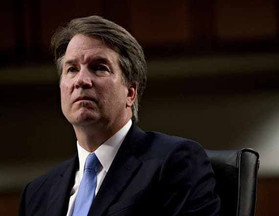 Kavanaugh accuser conditionally agrees to testify