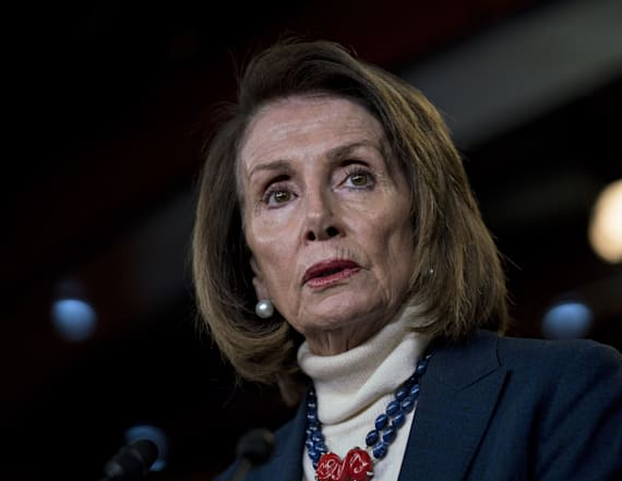 Pelosi: Trump carried out 'very dangerous' move
