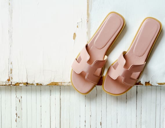 17 cute flat sandals you'll be able to wear all day