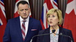 Ontario Government Moves Emergency Bill To Prevent Power Workers