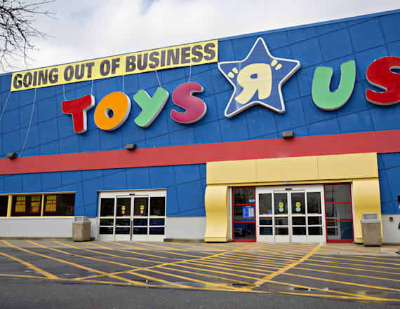 Where Toys 'R' Us 'loyalists' are shopping now