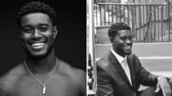 Ce mot-clé « hommes noirs souriants » fait