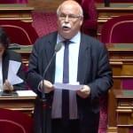 Mauvais timing: Pendant les annonces de Macron, le Sénat a fait un cadeau aux exilés