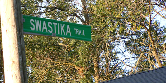 Swastika Trail street in Puslinch, Ont., to keep controversial name