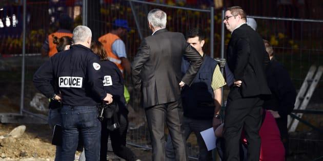 Deux blessés légers dans une explosion à Créteil — Val-de-Marne