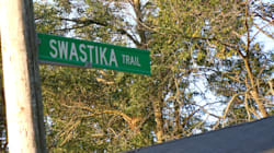 'Swastika Trail' Street To Keep Controversial