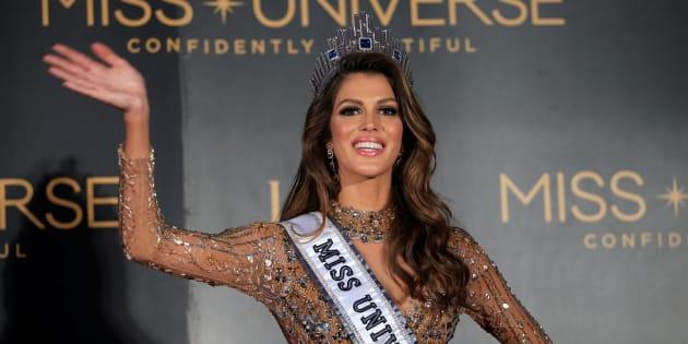 Qui est Iris Mittenaere, Miss France 2016 élue Miss Univers